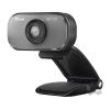 Trust Viveo HD 720p mikrofonos fekete webkamera