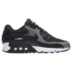 Nike Air Max 90 női sportcipő, Black/Cool Grey, 36.5 (325213-037-6)