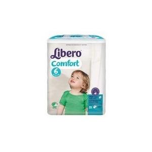 Libero Comfort 6 Junior pelenka 12-22kg 72db