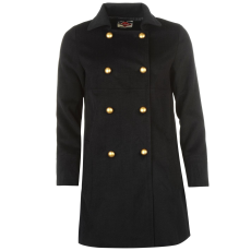 Lee Cooper Kabát Lee Cooper Stud Button női