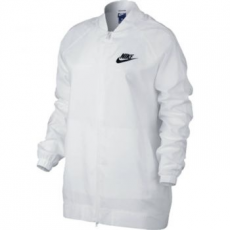 Nike Advance 15 női dzseki, White / Black, XL (829725-100-XL)