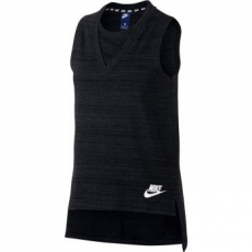 Nike Advance 15 női póló, Black/White, XS (837460-010-XS)