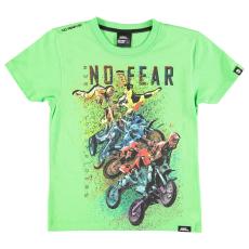 No Fear Póló No Fear Moto Graphic gye.