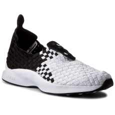 Nike Cipők NIKE - Air Woven 302350 001 Black/White