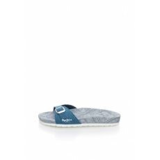 Pepe Jeans London Oban Kék Farmerpapucs 40 (PLS90258-520-40)