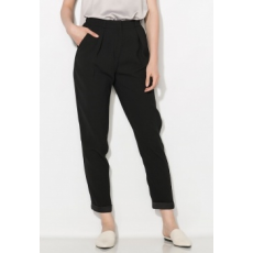 Zee Lane Collection Fekete Crop Nadrág 40 (ZL17S-5029-BLACK-40)