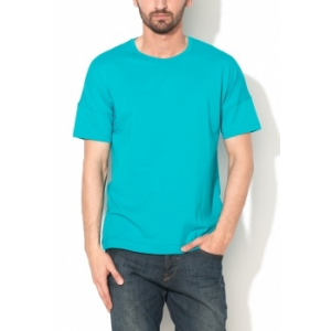 United Colors of Benetton Türkiz Póló L (3AV4J1B62-2A9-L)