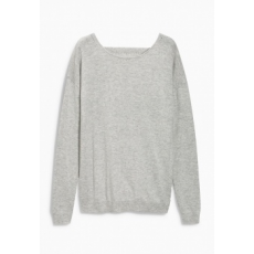 Next TBC NEXT Wrap Back Sweater 10 (808025-GREY-10)