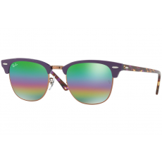 Ray-Ban Clubmaster Mineral Flash Lenses RB3016 1221C3