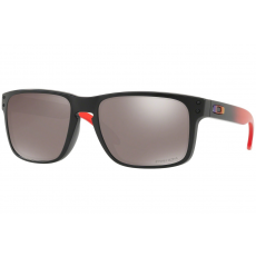 Oakley Latch PRIZM Ruby Fade Collection OO9102-D3 Polarized