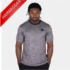 ROY T-SHIRT - GREY/BLACK (GREY/BLACK) [XL]