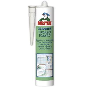 Mester szaniter fugázó /310 ml cementszürke