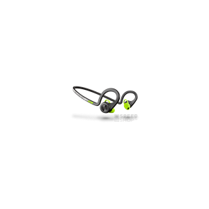 Plantronics BBT Fit Sztereó Bluetooth headset, fekete - zöld