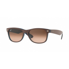 Ray-Ban RB2132 6310A5 MATTE CHOCCOLAT ON OPAL YELLOW BROWN GRADIENT napszemüveg