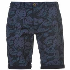Soul Cal Rövidnadrágok SoulCal Deluxe Floral Chino fér.