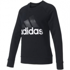 Adidas Essentials Linear női felső, Black / White, L (S97079-L)