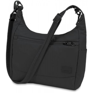 Pacsafe Citysafe™ CS100 vállon átvethető női táska - fekete