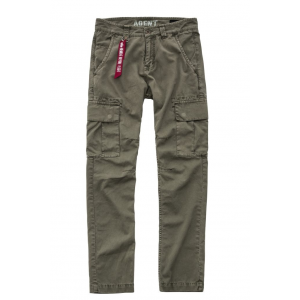 Alpha Industries Agent - olive
