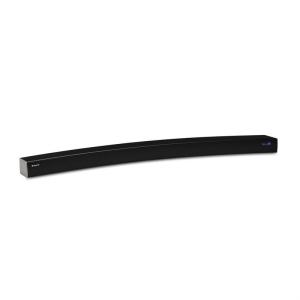 Auna Areal Bar 330, ívelt bluetooth-soundbar, AUX, koaxiális bemenet, optikai bemenet, 40W RMS, fekete