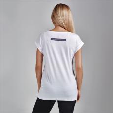 SportFX Edition Slogan női póló fehér XS