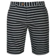 Pierre Cardin YD Striped férfi rövidnadrág tengerészkék XL