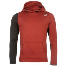Reebok Cordura férfi kapucnis pulóver piros L