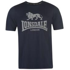 Lonsdale LL férfi póló szürke XXL