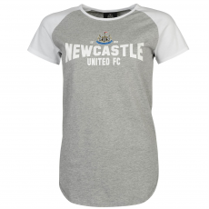Team Newcastle United Graphic női póló fehér M