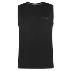Pierre Cardin Férfi ujjatlan trikó fekete XL