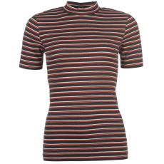 Only Maja Hg T Ld73 női póló sötétszürke XL