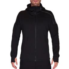Adidas Zne Hoody férfi kapucnis cipzáras pulóver fekete XXL