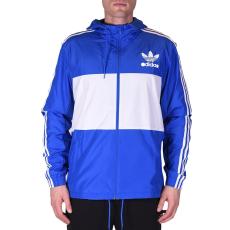 Adidas Clfn Wb férfi kapucnis cipzáras pulóver kék XL