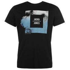 Jack and Jones Core Hemis férfi póló fekete L