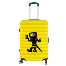 BG Berlin Caveman Yellow Urbe 28 Inch - nagy bőrönd sárga 28 inch
