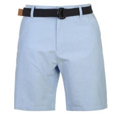 Kangol Oxford férfi rövidnadrág övvel kék S