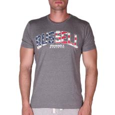 Russell Athletic Férfi póló szürke M