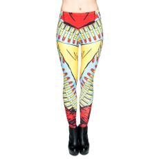 Wilky Super Woman legging többszínű