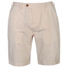 Pierre Cardin YD Striped férfi rövidnadrág fehér csíkos XXL