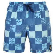 Quiksilver Chuka 17 férfi úszónadrág kék M