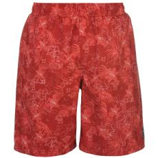 Hot Tuna Aloha férfi úszónadrág piros XL