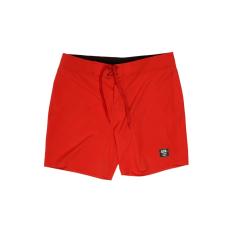 Dorko Férfi Boardshort férfi strandnadrág piros M