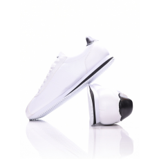 Mission Smooth White férfi edzőcipő fehér 37