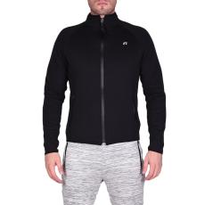 Russell Athletic Track Jacket férfi kapucnis cipzáras pulóver fekete M