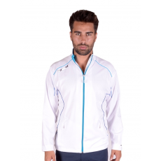 Babolat Jacket Match Core Men férfi sportpulóver fehér XXL