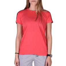 Adidas Ess 3s Slim Tee női póló rózsaszín M