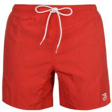 Jack and Jones Tech Basic férfi úszónadrág piros S