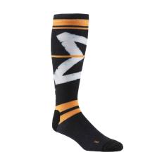 Reebok Crossfit Men Star Knee Sock férfi zokni fekete 43-45