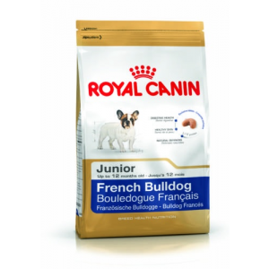 Royal Canin French Bulldog Junior - 3 x 3 kg