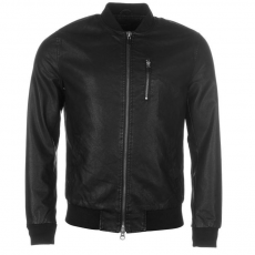 Only and Sons Sixteen férfi bomber dzseki fekete L