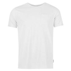 Pierre Cardin Raw Edge férfi kerek nyakú póló fehér XXL